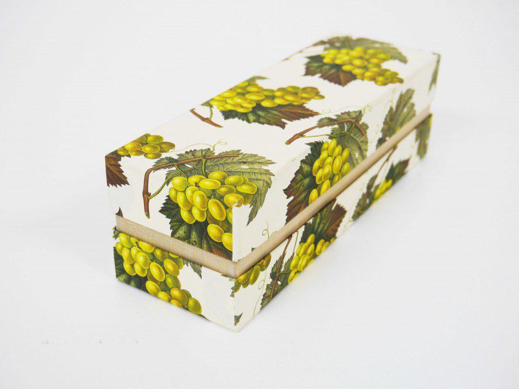 貼り箱と桐箱
