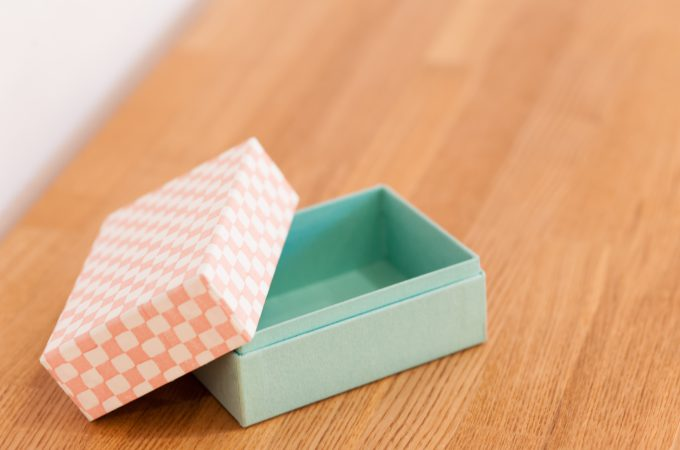 「つづら(小)」の印籠型箱