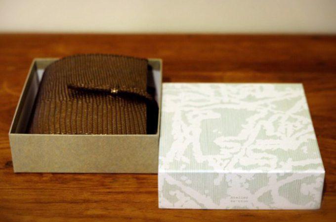Atelier ツェットン お財布箱