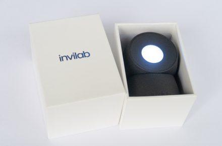 小型照明を入れる箱(パッケージ)